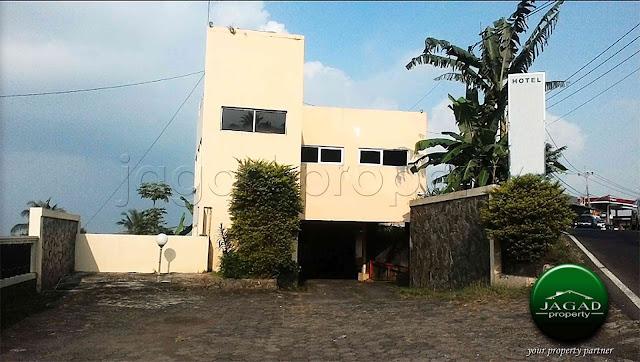Hotel Dijual di Bandungan, Semarang