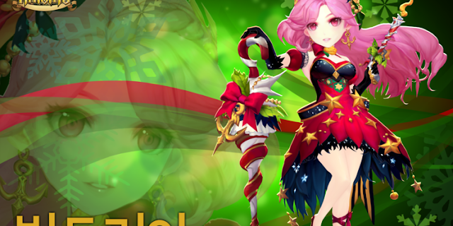 Seven Knights - Christmas Costumes on Korean Server