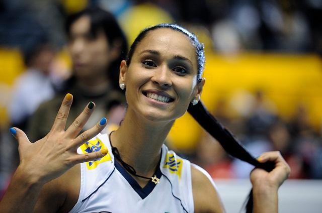 inilah Daftar Atlet Terseksi Di Olimpiade Rio 2016