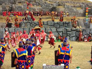 Inti Raymi ou Festa do Sol, em Cusco