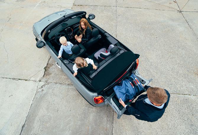 Easywalker Mini Buggy XS travel stroller