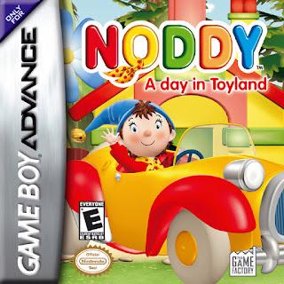 Noddy: A Day in Toyland ( BR ) [ GBA ]