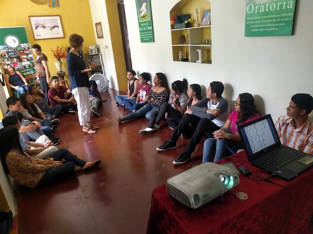 Curso de Liderazgo Nueva Acrópolis Santa Ana, El Salvador