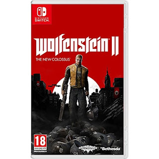Wolfenstein II: The New Colossus Available Now on Nintendo Switch