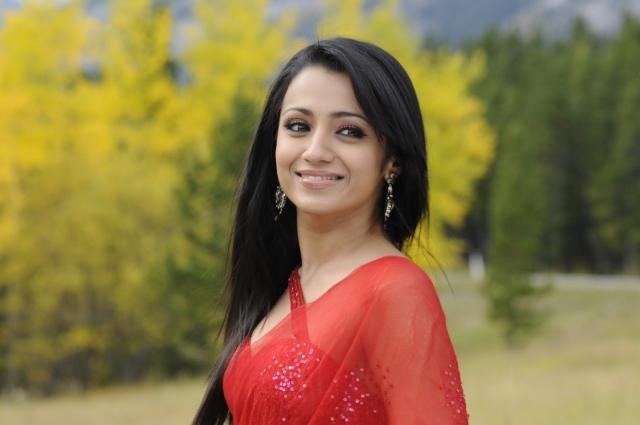 Hot Indian Actress Rare HQ Photos Tamil Actress Trisha