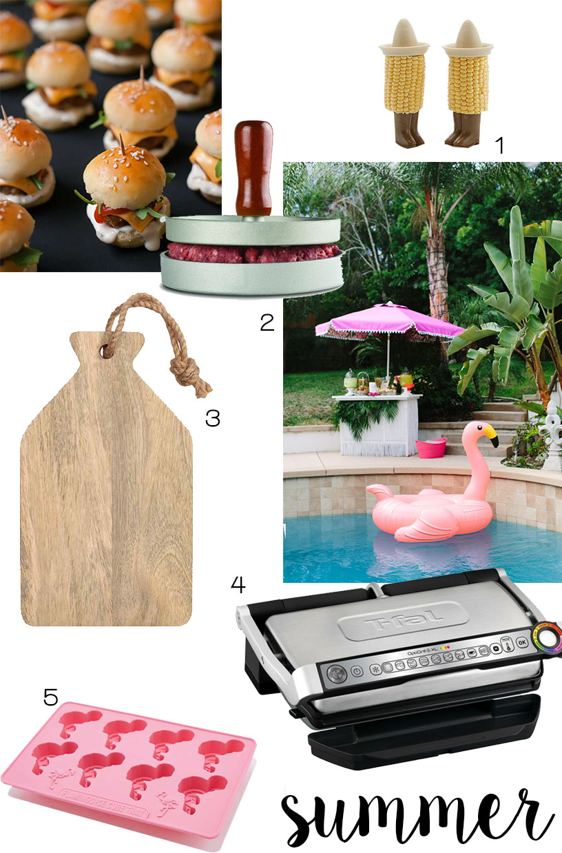 Elizabeth l Summer bbq wishlist l barbecue party 2016 l THEDEETSONE l http://thedeetsone.blogspot.fr