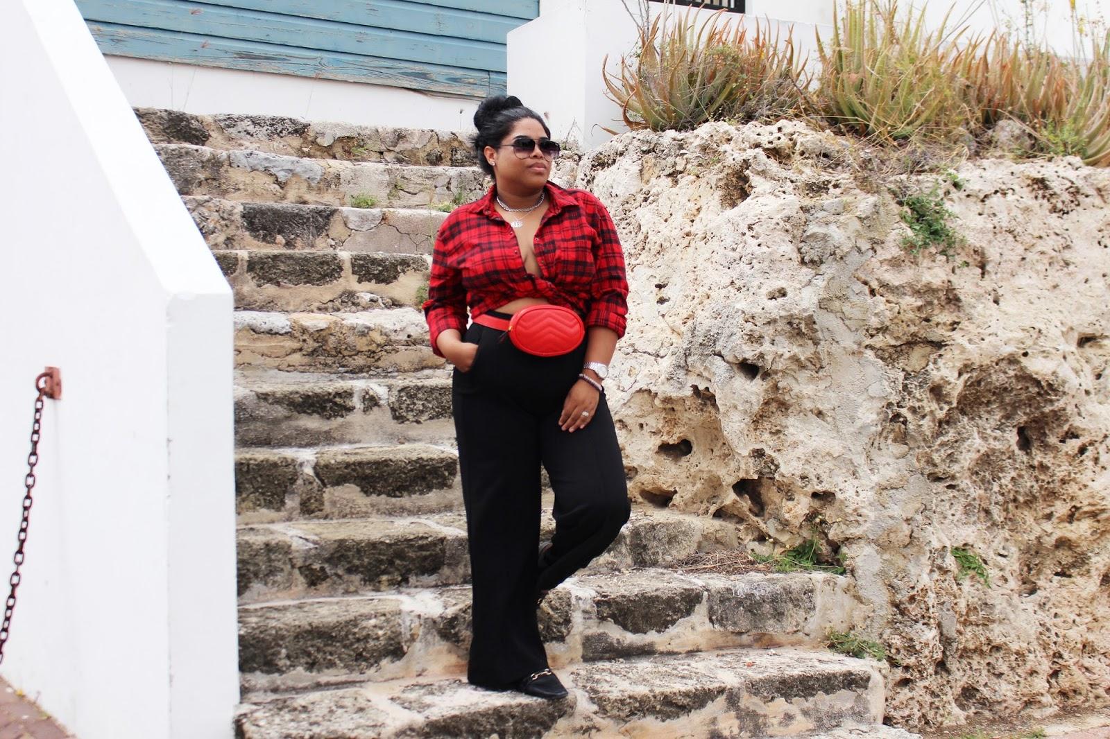 quay australia, belt bag, gucci, new look, bershka, black blogger, curacao