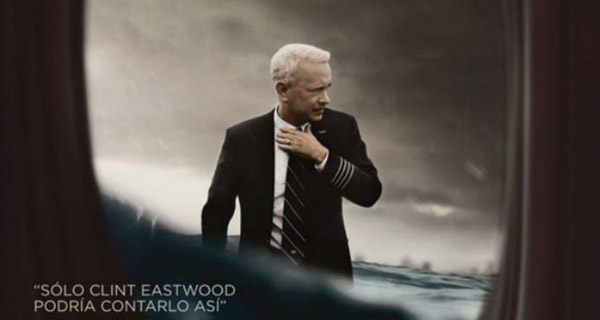 Tom Hanks es Sully en la nueva película de Clint Eastwood