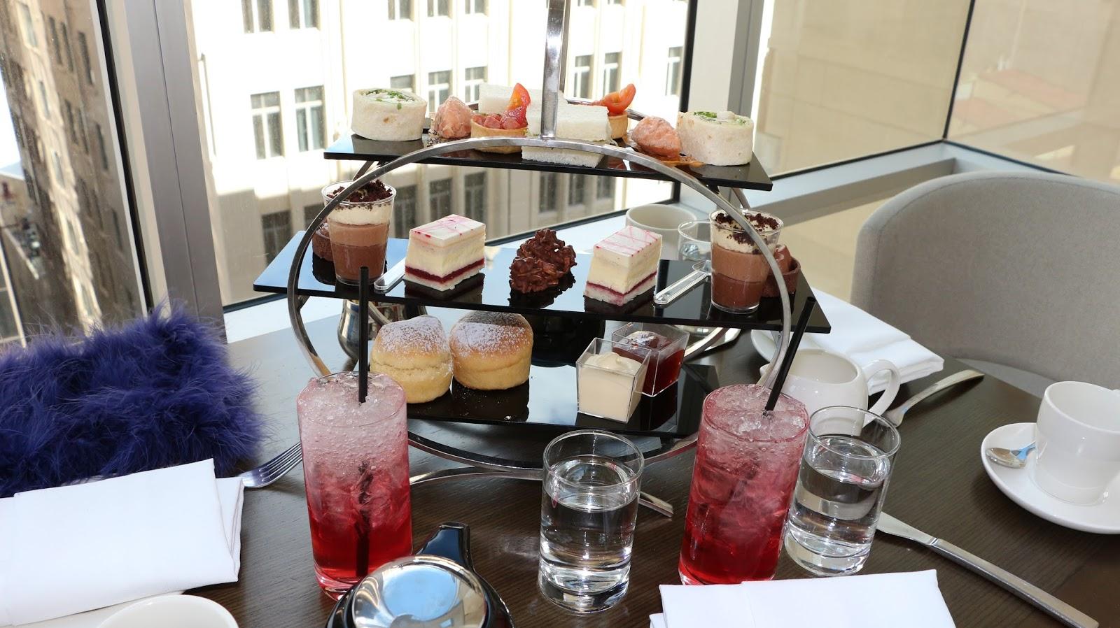 High Tea Swissotel