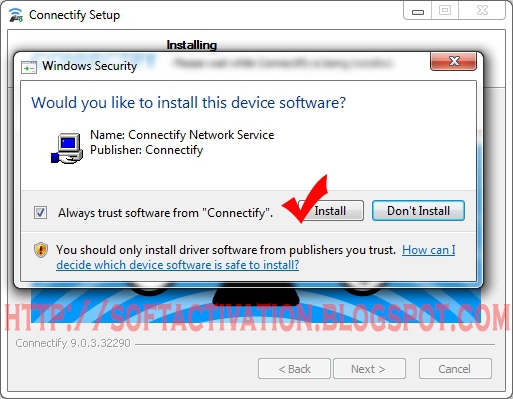 How to Install Connectify Hotspot 11