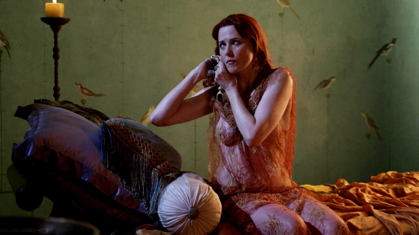 Lucy lawless spartacus blood and sand