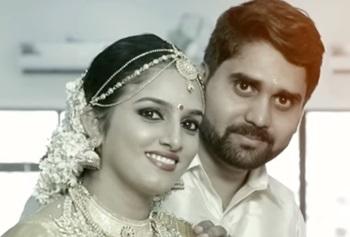 Kerala Hindu Royal Wedding Devika & Nithin 2017