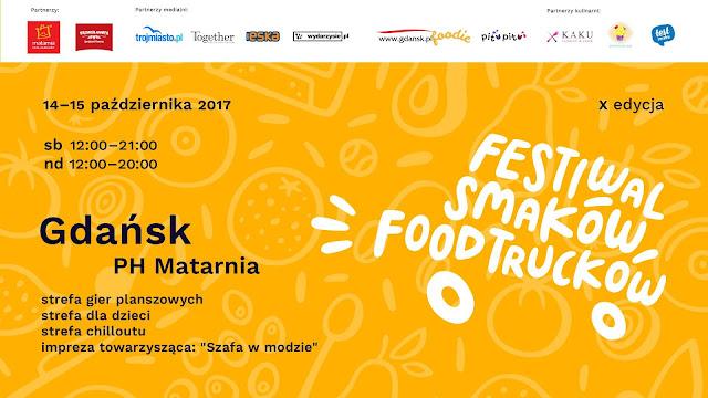 X Festiwal Smaków Food Trucków na Matarni
