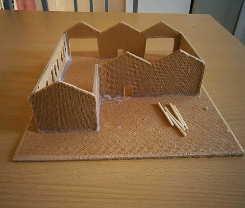 Making Stalingrad Ruined Factory One Pictures 6