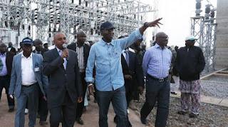 Minister of Power, Works and Housing, Babatunde Fashola
