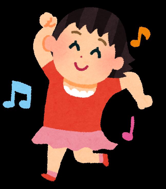 「ダンス 子ども イラスト」の画像検索結果