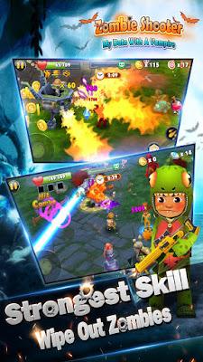 Game Zombie Shooter – Zombie.io v1.0.6 Mod Money Apk Gratis