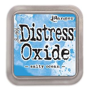 Oxide Ink Pad SALTY OCEAN