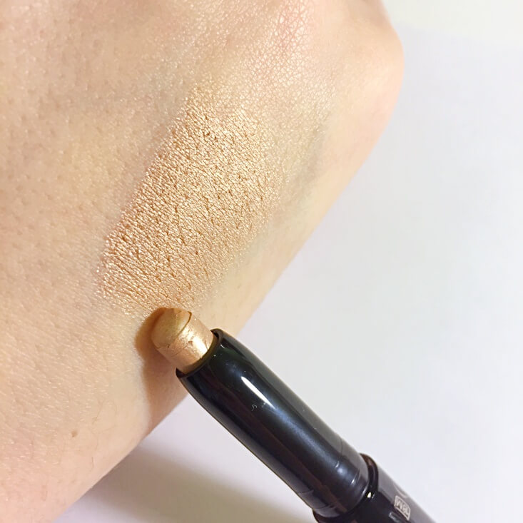 Laura Mercier Caviar Stick Eye Color Rose Gold swatch