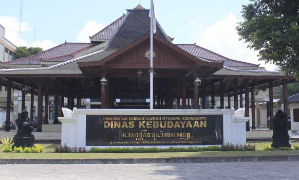 Instansi Pemerintahan Yogyakarta
