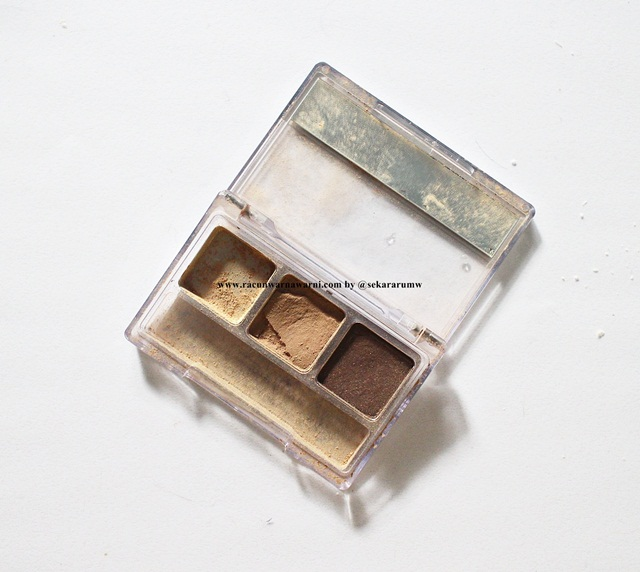 Repurchase Wardah Eyeshadow Seri G