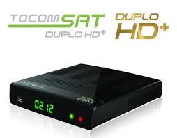 Atualizacao do receptor Tocomsat Duplo + HD Plus V