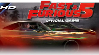 Download Game Fast Five The Movie Apk Mod