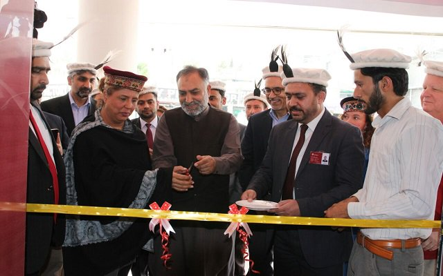 FINCA Microfinance Bank opens in #Gilgit City - Enthusiastic in offering its services to the people of Gilgit