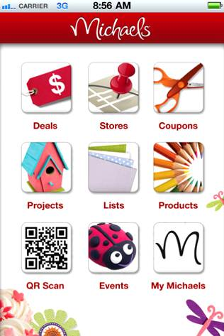 Michaels Arts And Crafts Coupons App
