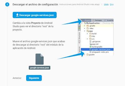 Como subir una imagen en Firebase en Android