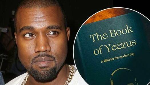 Publican biblia de Kanye West