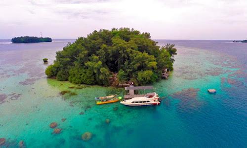 pulau macan village dan eco resort