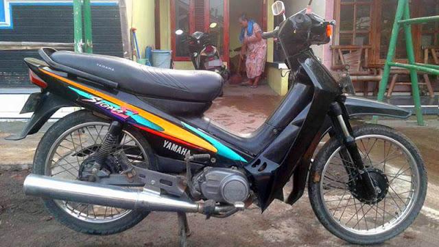 Yamaha Sigma facelift