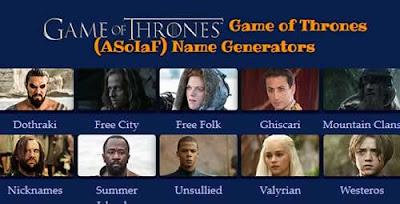 Generatore di nomi fantasy
