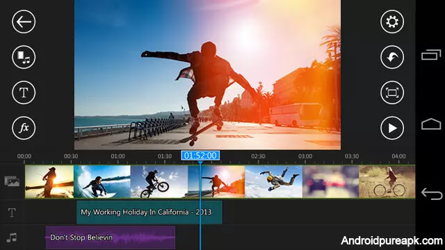 PowerDirector Full video editor Apk