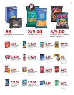 HyVee coupons and deals