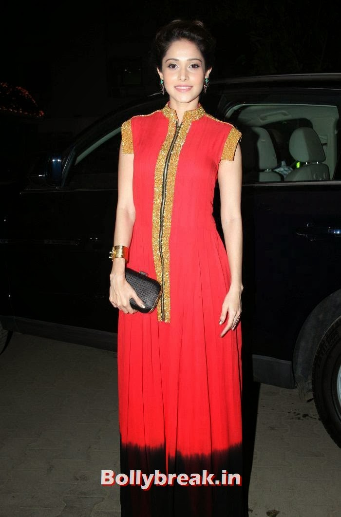 Nushrat Bharucha, Who Looked the Hottest at Raghav Sachar - Amita Pathak Wedding?