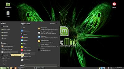 Melihat Kapasitas Harddisk di Linux Mint