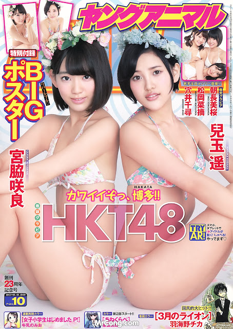 Hot girls Japan porn magazine cover 2015 collection 9