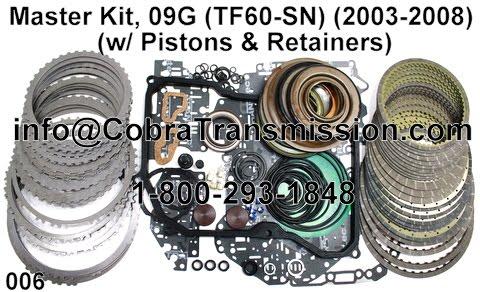 Cobra Transmission Parts 1-800-293-1848: Aisin Warner Valve