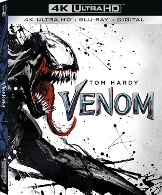 Venom on Blu-ray and DVD