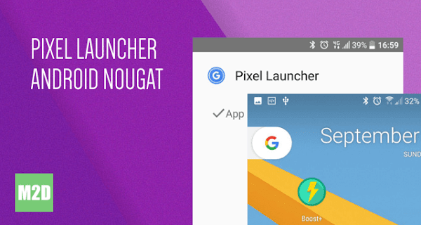 Pixel Launcher Terbaru