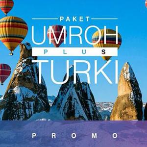 Paket Umroh Plus Turki 19 Maret 2016