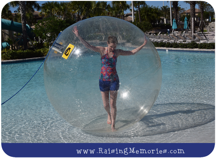 Aqua Bubble Experience at Global Resort Homes