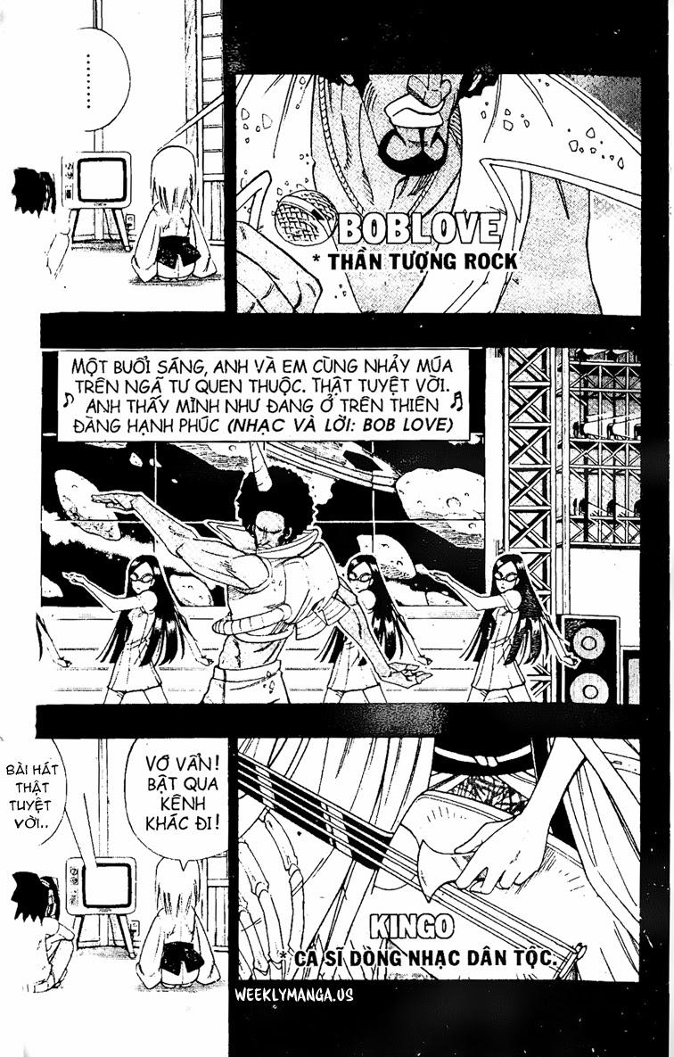 Shaman King [Vua pháp thuật] chap 170 trang 9
