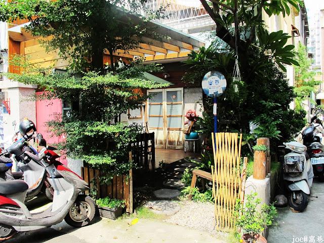 IMG 0230 - 【台中美食】窩巷 hidden lane 隱藏在巷弄間的甜點店 |咖啡 | 甜點|巷弄美食|蛋糕|藍梅塔|台中甜點店|老屋甜點|下午茶|