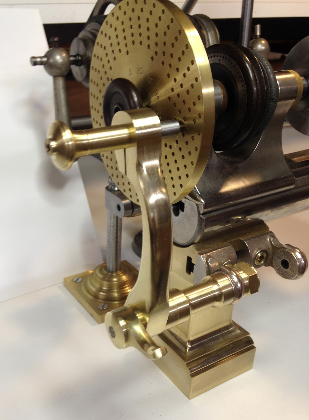 Mowrer Ww Lathe Tools  Indexing Tool For Watchmakers Lathe