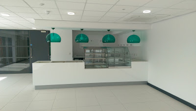 skoda cafe build stage