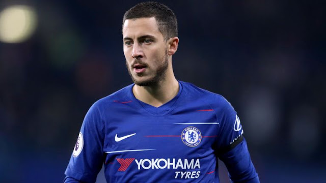 John Terry Percaya Hazard Akan Bertahan di Chelsea