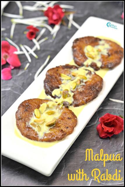Malpua Recipe | How to make Malpua Rabdi